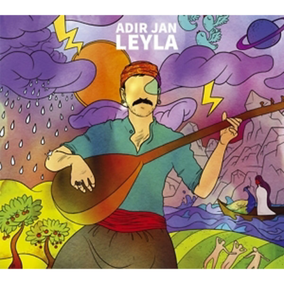 Adir Jan - Leyla (2019)